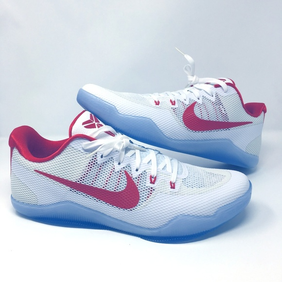 1775ae759f6 Nike Kobe XI 11 TB Promo Red White Icy Sole - New